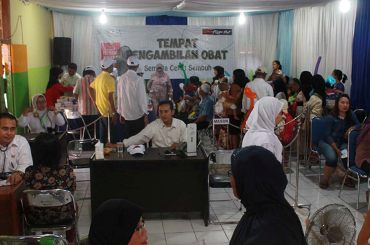 Medical Assistance in Garut