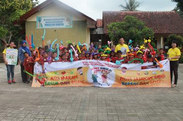 Health, Sanitation & Nutrition Education in Madiun