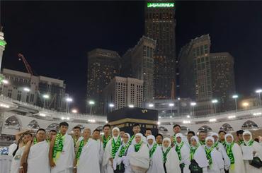 Undian Perjalanan Ibadah Haji Umrah &  Rohani