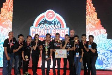Champ Challenge 2018